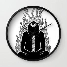 Meditación Wall Clock