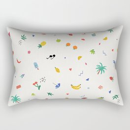Feeling fruity Rectangular Pillow