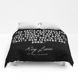 26 | Ray Lewis Quotes 190511 Comforters