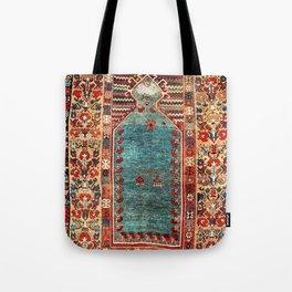 Kurdish East Anatolian Niche Rug Print Tote Bag