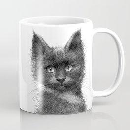 Black Kitten SK135 Coffee Mug