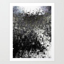 Psitechture #1 Art Print