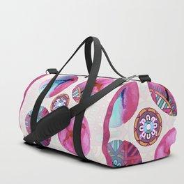 MANDALA WEIM DREAM PINK MULTI Duffle Bag