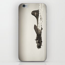 B-17 Flying Fortress, Sally B iPhone Skin
