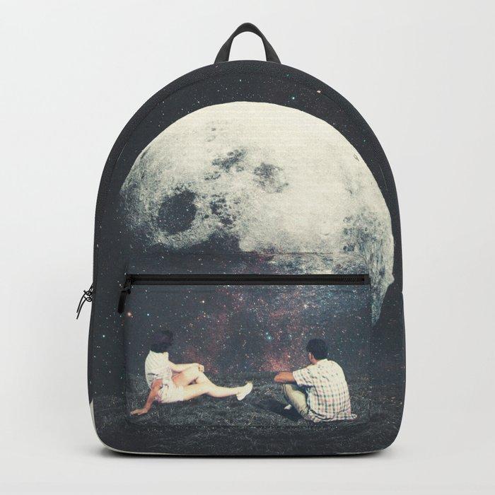 My Moon My Man My Love Backpack