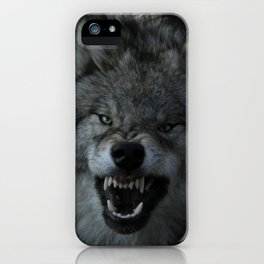 Malicious Intent iPhone Case