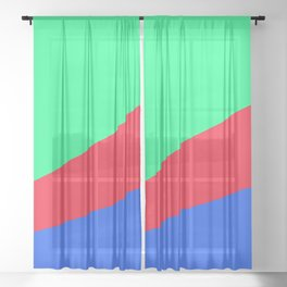 New 539 Sheer Curtain