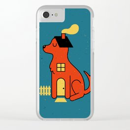 DogHouse Clear iPhone Case