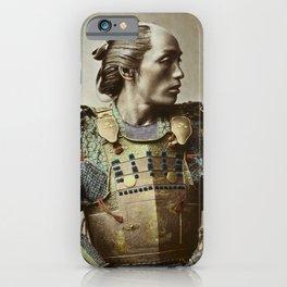Kusakabe Kimbei - Samurai - Vintage Photo iPhone Case