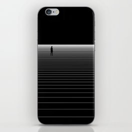 I bet you look good on the dance floor iPhone Skin