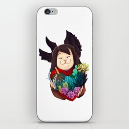 Just For You iPhone Skin