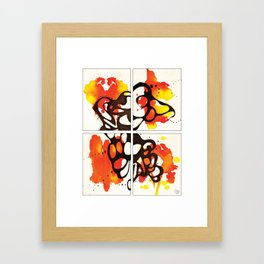 Abstract#5 Framed Art Print