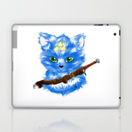 A link to the cats Laptop & iPad Skin