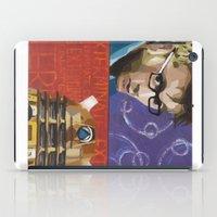 dalek iPad Cases featuring Doctor Dalek by Topaz Arrow