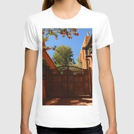 A New Mexico Entrance T-shirt