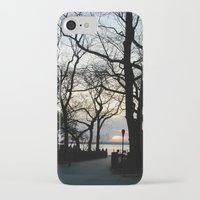 brooklyn iPhone & iPod Cases featuring Brooklyn by Devin Stout