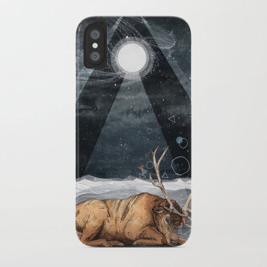 The Unsleeping Dream iPhone Case