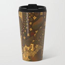 Abstract 0009 Travel Mug