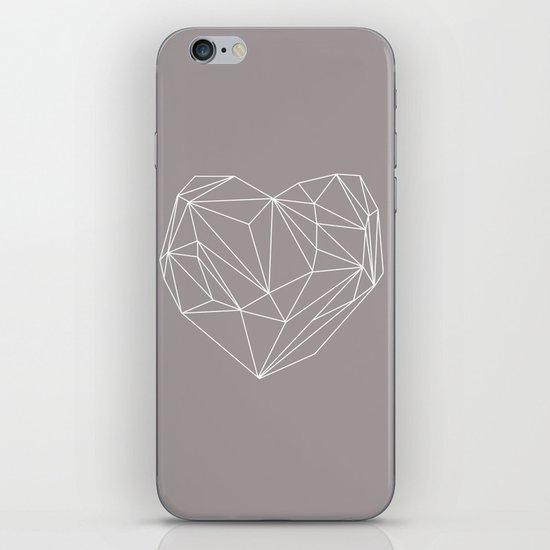 Heart Graphic iPhone & iPod Skin