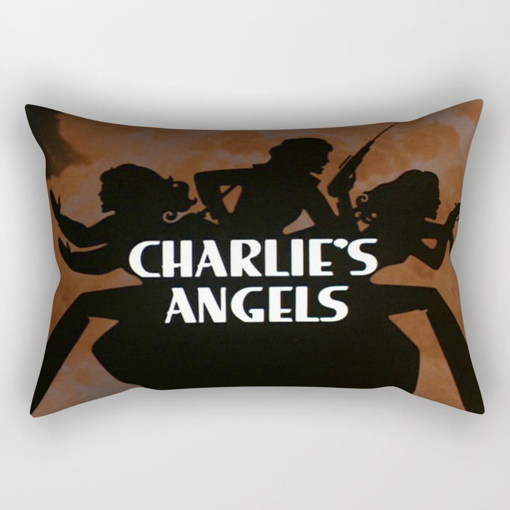 Charlies Angels Rectangular Pillow RPW8395617