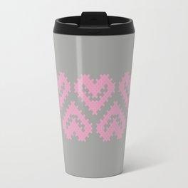 VALENTINE STRIP Travel Mug