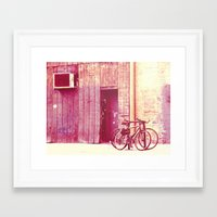 yowamushi pedal Framed Art Prints featuring Pedal by Maite