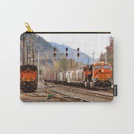 TRAIN YARD Carry-All Pouch