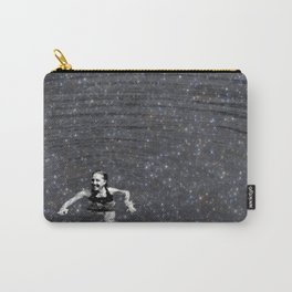Swimming in Stars Carry-All Pouch