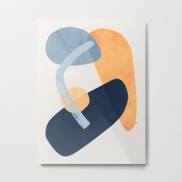 Mila Metal Print
