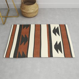 Province in Rust Rug