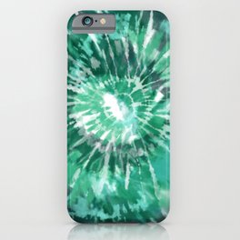 Dyed Design iPhone Case