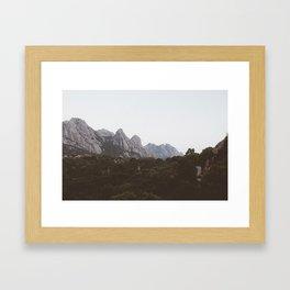 Sardinia no.5 Framed Art Print