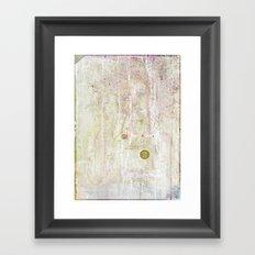 IN°^sight Framed Art Print