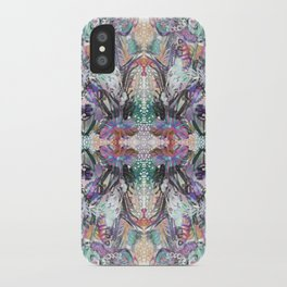 Psychedelic Positive Notes iPhone Case