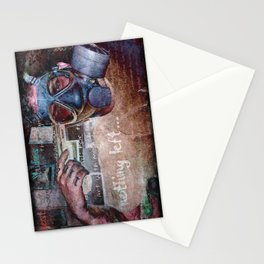 Nothing Left Stationery Cards
