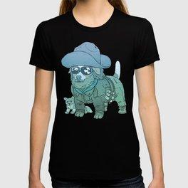 Kurt Russell Terrier - R.J. MacReady T-shirt