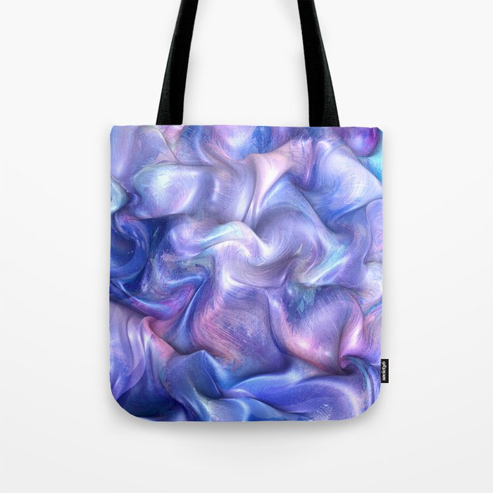 Smooth Paint Tote Bag