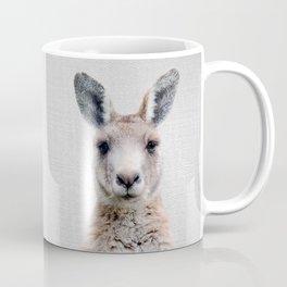 Kangaroo - Colorful Coffee Mug