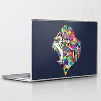 gorilla Laptop & iPad Skins featuring Gorilla by Narek Gyulumyan