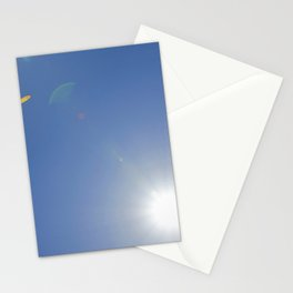 Up in the air.... Stationery Cards