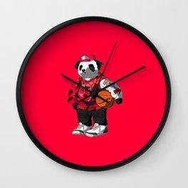 Polo Bear Bape Wall Clock
