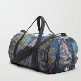 Native Path Duffle Bag