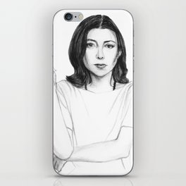 Joan Didion iPhone Skin