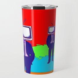 TV-Heads Travel Mug