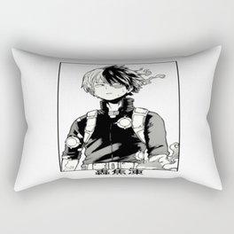Todoroki Shōto Rectangular Pillow
