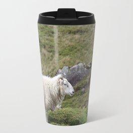 No need to be sheepish about it Travel Mug