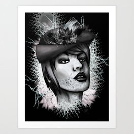 Veronique Art Print