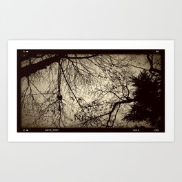 OneA Art Print