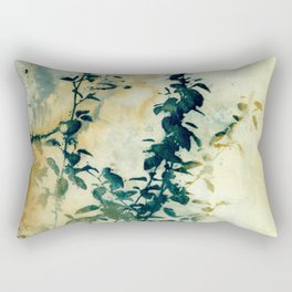 Shadows and Traces Rectangular Pillow