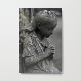A Child's Rosary Metal Print